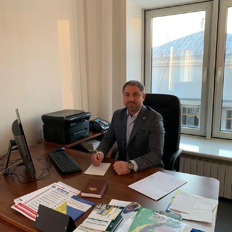 Александриец стал директором государственного предприятия
