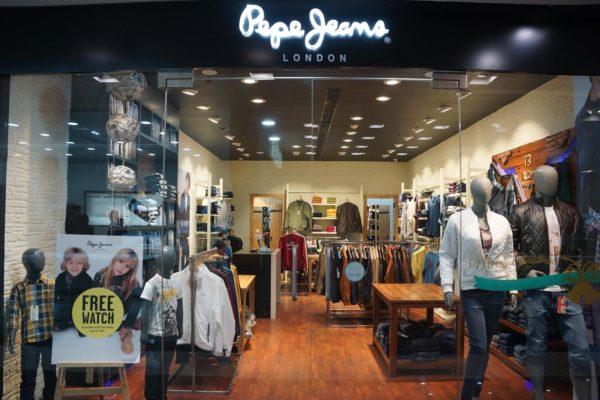 Pepe Jeans - британский бренд современной одежды в кэжуал-стиле