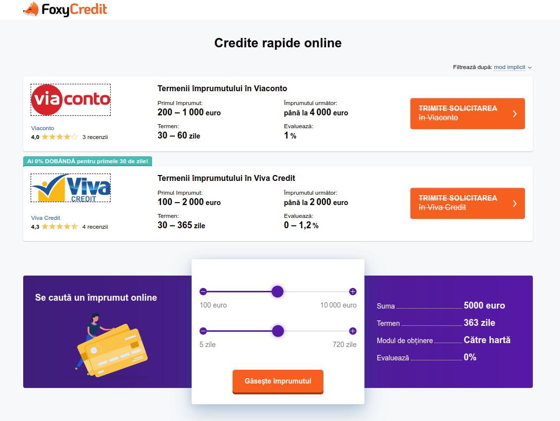 FoxyCredit вышел на рынок Румынии: причины и преимущества