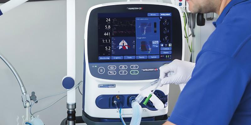 Александрийская городская больница переплатила за аппарат ИВЛ около 500 тысяч гривен