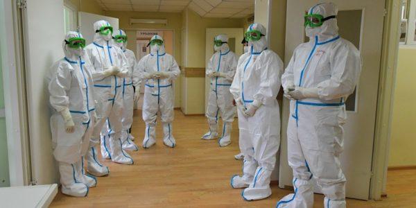 В Александрии 17 человек - на самоизоляции из-за COVID-19 у троих пациентов