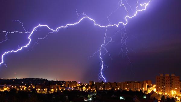 В Кировоградской области в ближайшие дни прогнозируют дожди и грозы