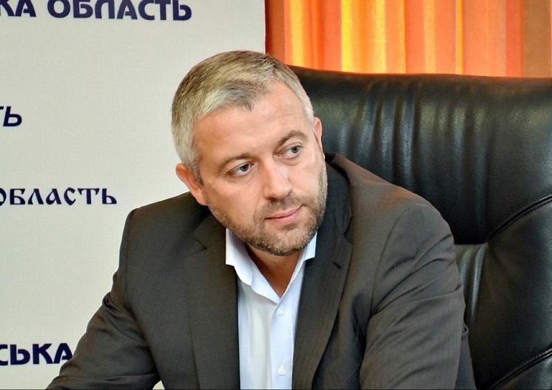 Новый голова Кировоградской ОГА уволит трех своих заместителей