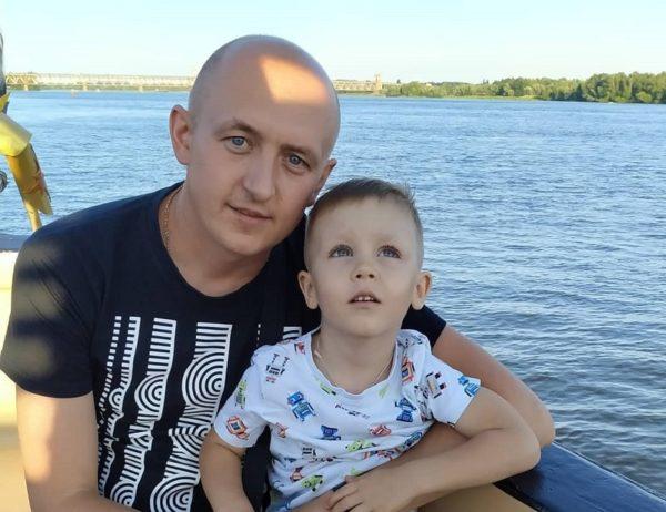 33-летнему александрийцу не хватает денег для срочной операции на сердце
