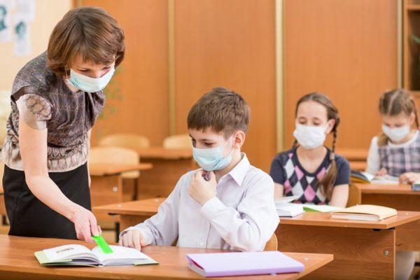В Кировоградской области коронавирус подтвердили у 8 учителей, ученики - на онлайн обучении