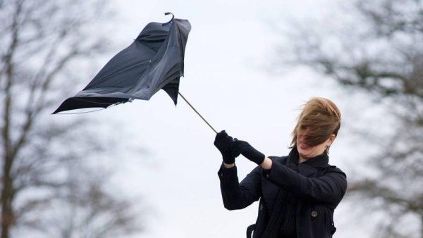 В Кировоградской области объявили штормовое предупреждение