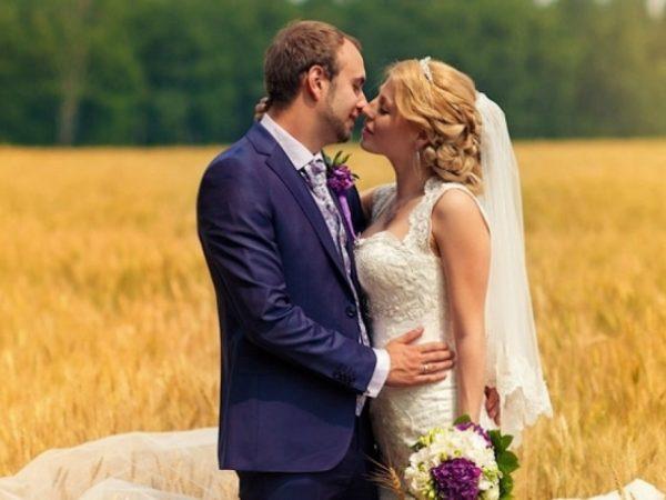 В Александрии и районе в августе поженились 45 пар