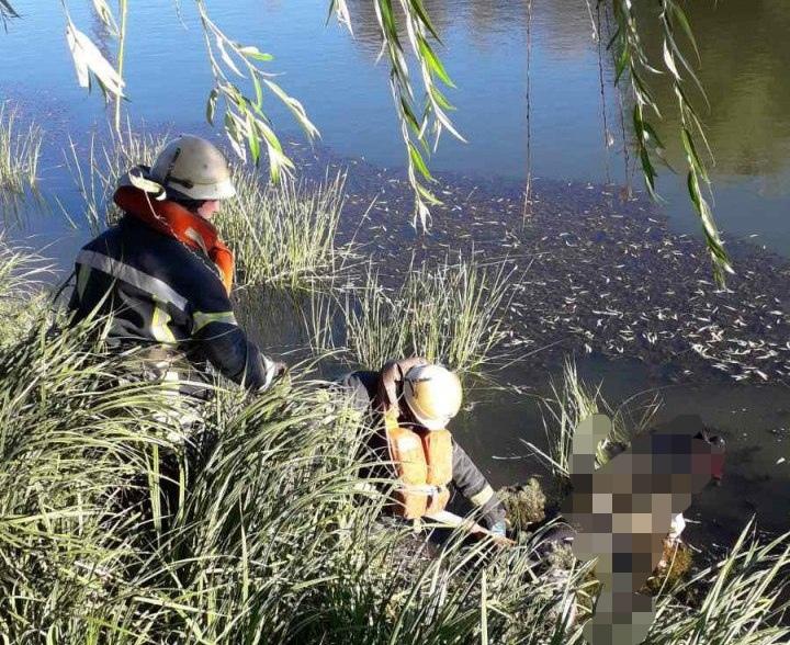Тело 51-летнего александрийца достали из реки