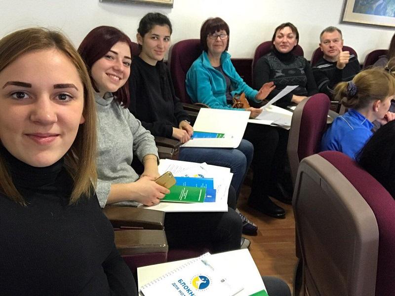 Заканчивается регистрация на бесплатный тренинг в Александрии по вопросам гендерного равенства
