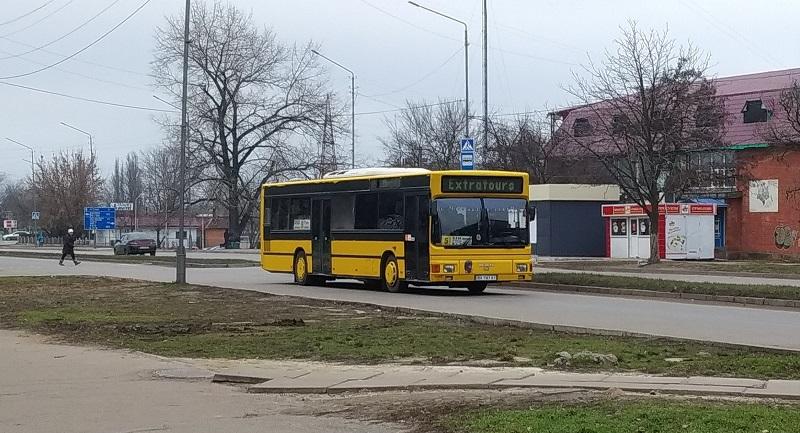 Новое расписание городских автобусов Александрии