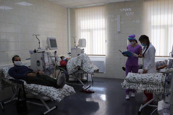 В Александрии открыли гемодиализный центр (ФОТО)