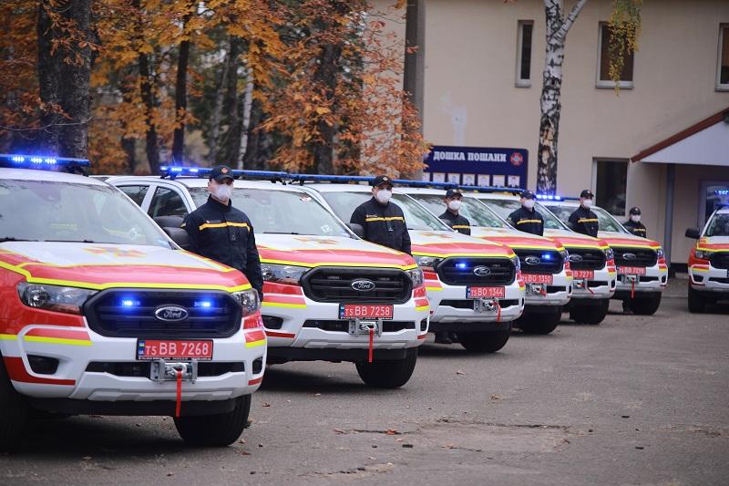 Спасатели Кировоградской области получат специальные машины для ликвидаций последствий ДТП (ФОТО)