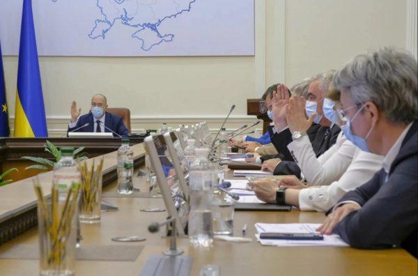 В Украине продлили режим чрезвычайной ситуации до конца года