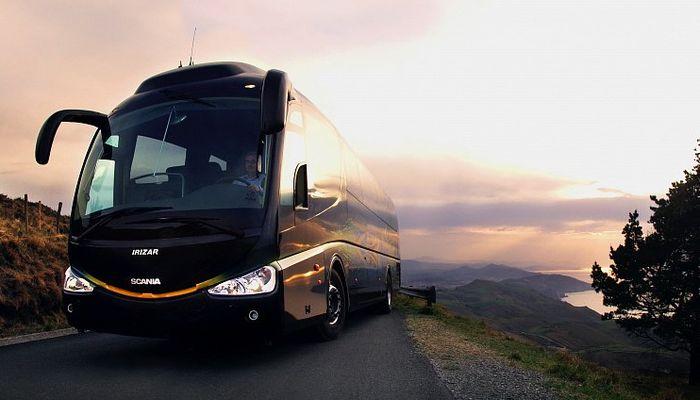 Автобус Киев – Днепр