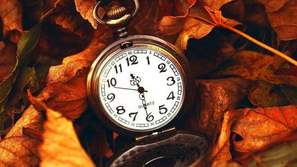 25 октября переходим на зимнее время