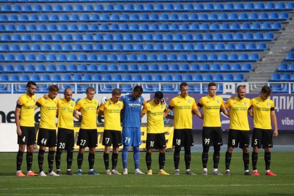 Коронавирус выявили у 27 футболистов и персонала ФК «Александрия»