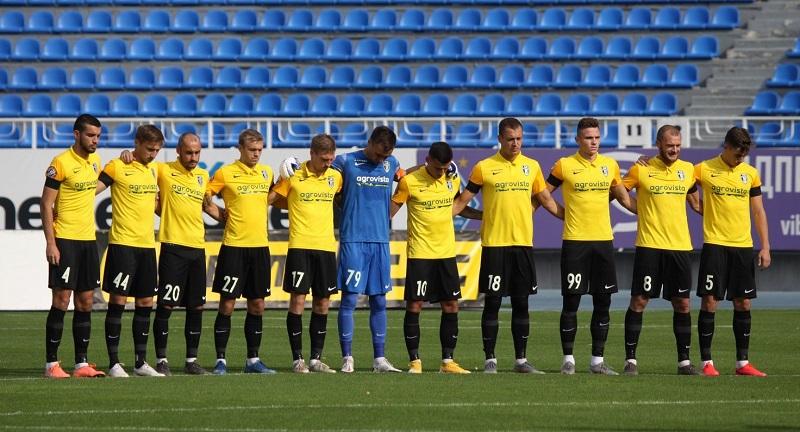 У нескольких игроков ФК «Александрия» выявили коронавирус, вся команда – на самоизоляции