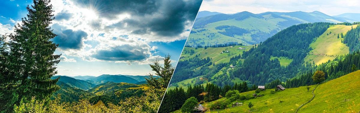 Пять причин выбрать отдых в Карпатах