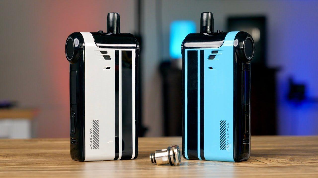 Электронные сигареты становятся больше похожими на смартфоны