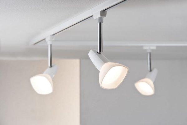 Трековые светильники — сфера применения, особенности и преимущества
