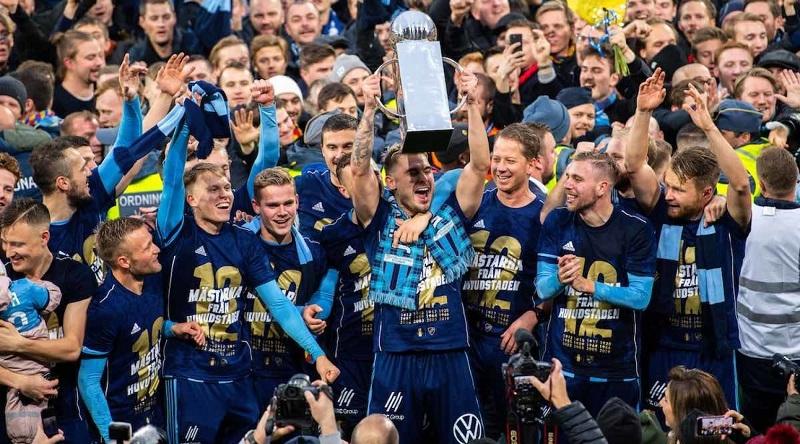 Чемпионат шведской футбольной премьер-лиги — ожидаемое событие для болельщиков по всему миру