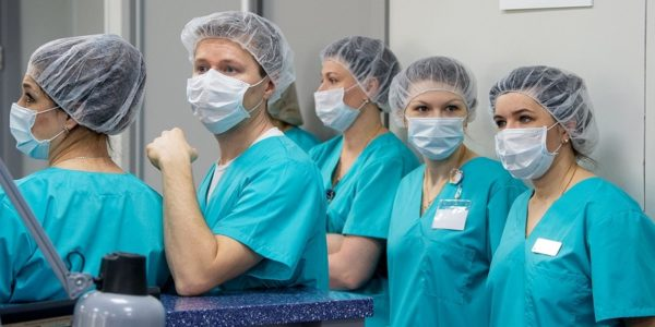 49 александрийских медработников застраховали на случай заражения COVID-19