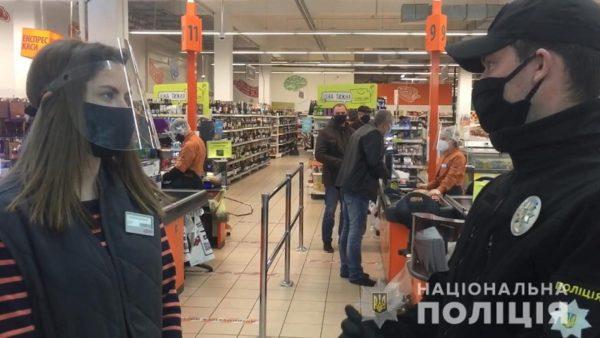 В карантин «выходного дня» проверили более 1200 предпринимателей Кировоградской области