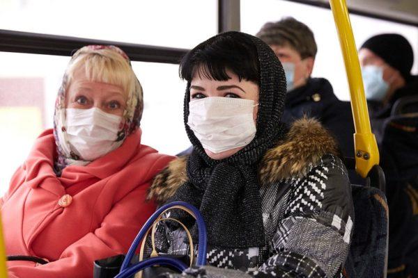 О новых штрафах за пребывание без маски в общественных местах и транспорте