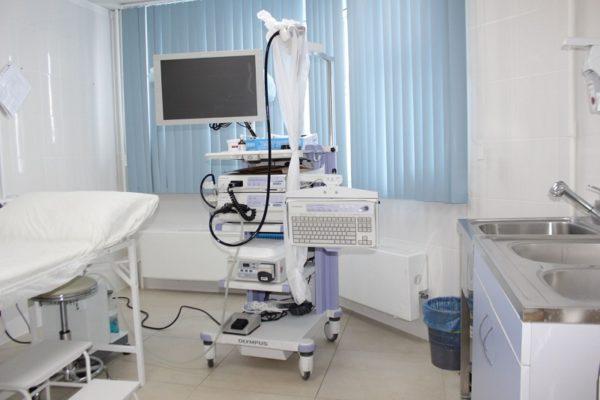 Хирургическому отделению Александрии купили оборудование для диагностики и операций