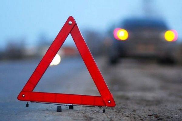 ДТП на выезде из Александрии: микроавтобус столкнулся с фурой (ФОТО)