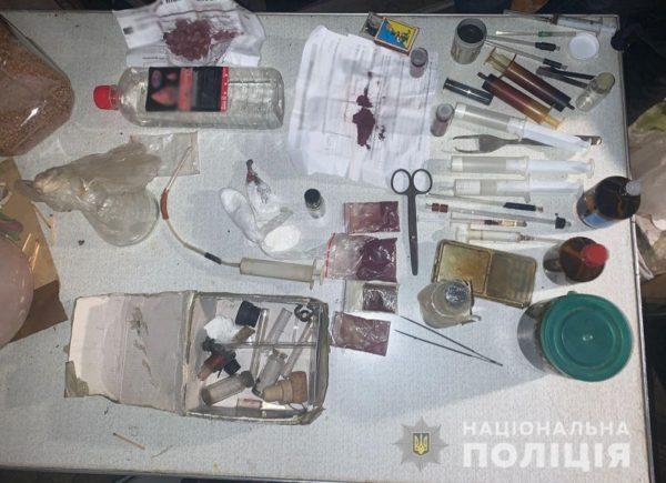 У 37-летнего александрийца изъяли наркотики, оружие и более 70 патронов (ФОТО)