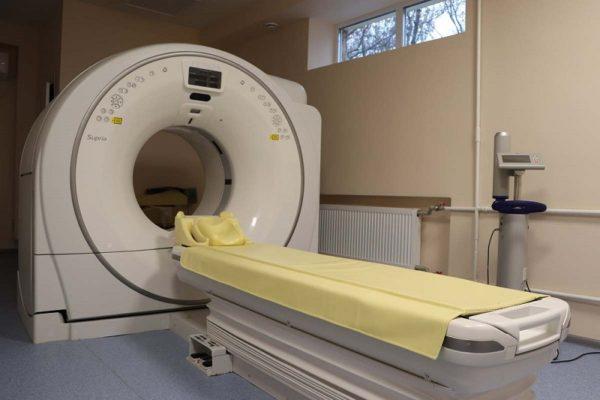 180 александрийцев обследовались на новом компьютерном томографе (ФОТО)