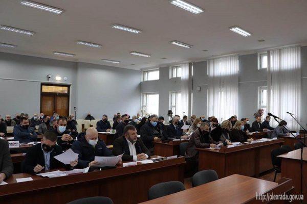 Кто из депутатов возглавил комиссии Александрийского городского совета