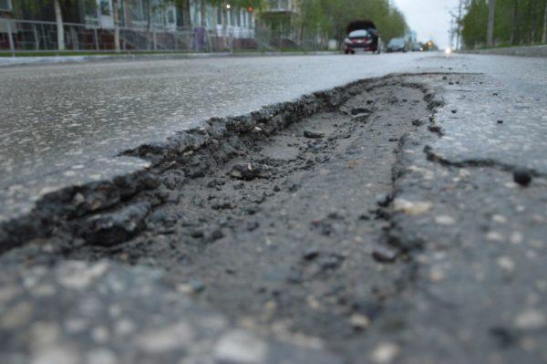 На 2021 год не предусмотрено финансирование на строительство дорог в Александрии