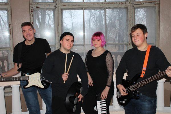 """Группа """"VaDiM.Band"""" победители международного конкурса"""
