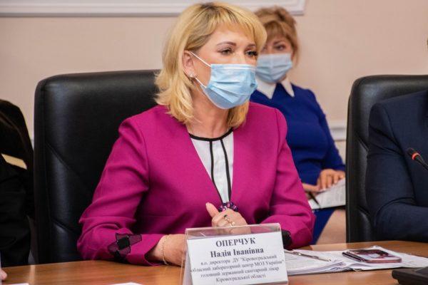 В Кировоградской области зарегистрировали 7 случаев повторного заражения коронавирусом