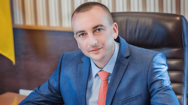 Сергей Завалий - управляющий делами исполнительного комитета Александрийского городского совета