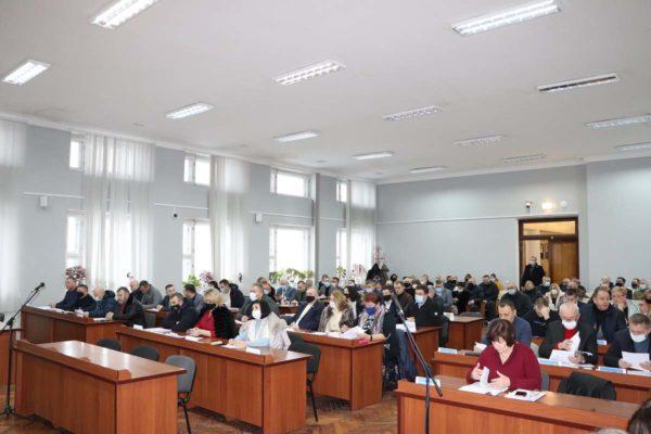 Депутаты утвердили бюджет Александрии