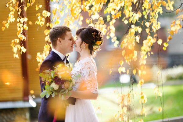 В ноябре в Александрии поженились 26 пар, что на 20 меньше чем в октябре