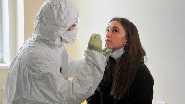 В Александрии 99 больных коронавирусом, в их числе 4 ребенка