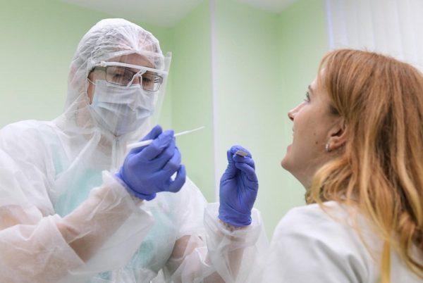 О ситуации с заболеваемостью коронавирусом и пневмонией в Александрии