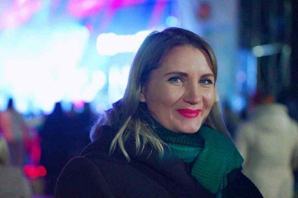 Виктория Косяк - секретарь городского совета Александрии