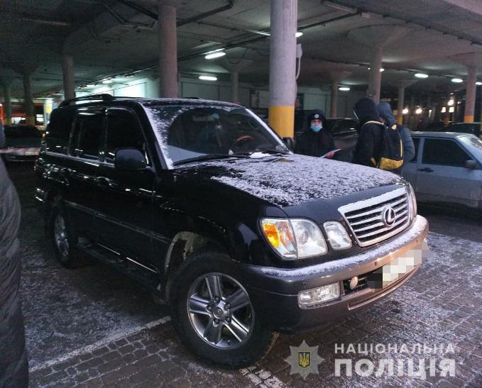 В Александрийском районе нашли сожженным «Mercedes», в котором перевозили похищенного харьковчанина (ФОТО/ВИДЕО)