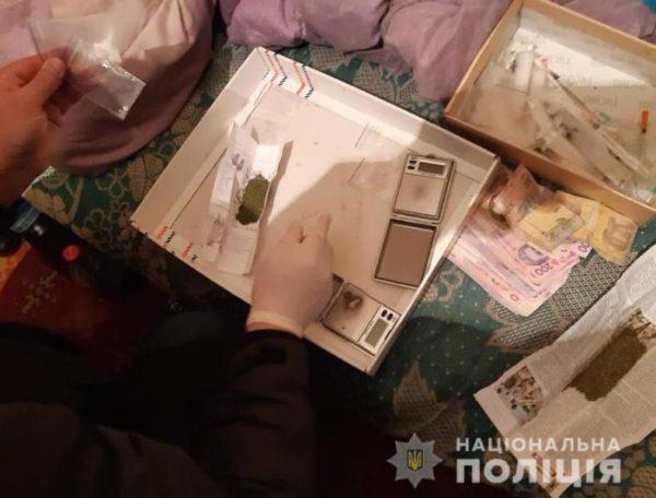 В домах двоих александрийцев полицейские изъяли наркотики (ФОТО)