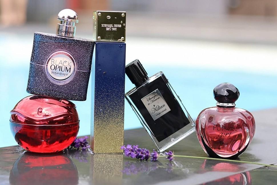 Интернет-магазин Parfum City: разновидности женских духов