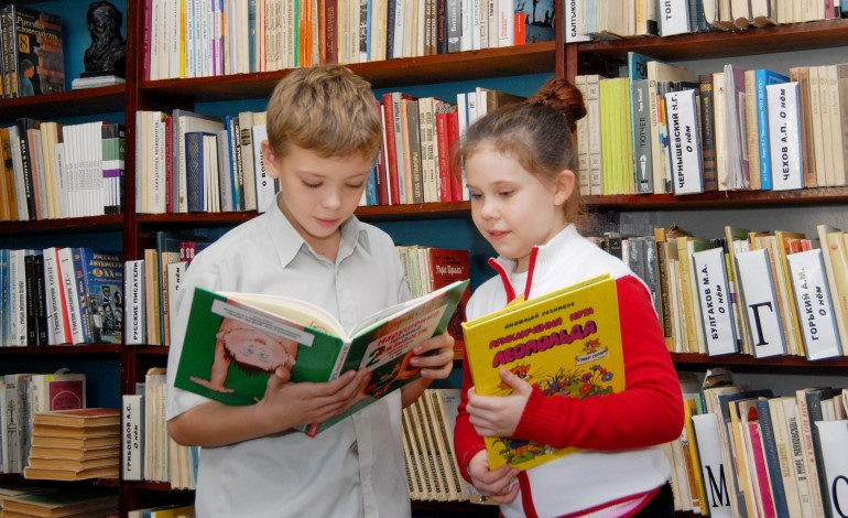 Книги для детей: правила выбора литературы