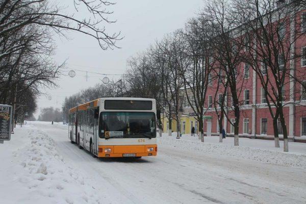 После локдауна городские автобусы возвращаются к работе в обычном режиме (РАСПИСАНИЕ)