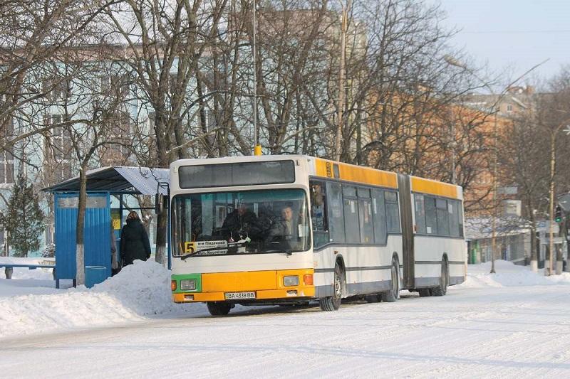 Автобус №5/4 будет осуществлять дополнительные льготные рейсы