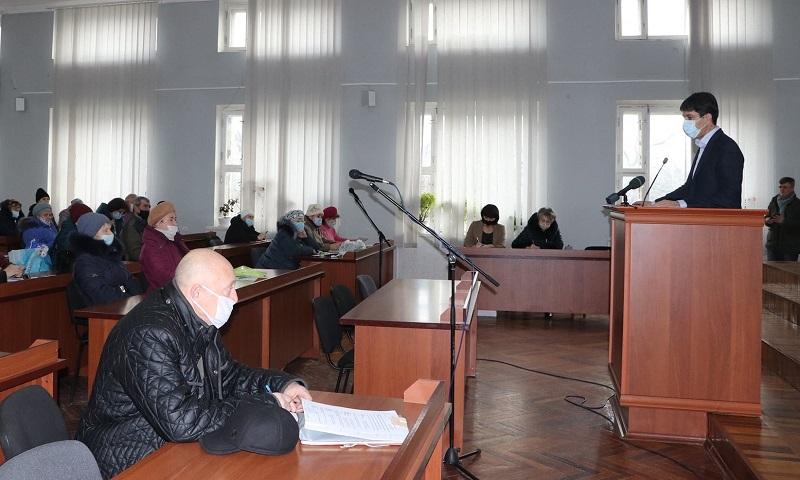 Сергей Кузьменко рассказал о планах городской власти на 2021 год