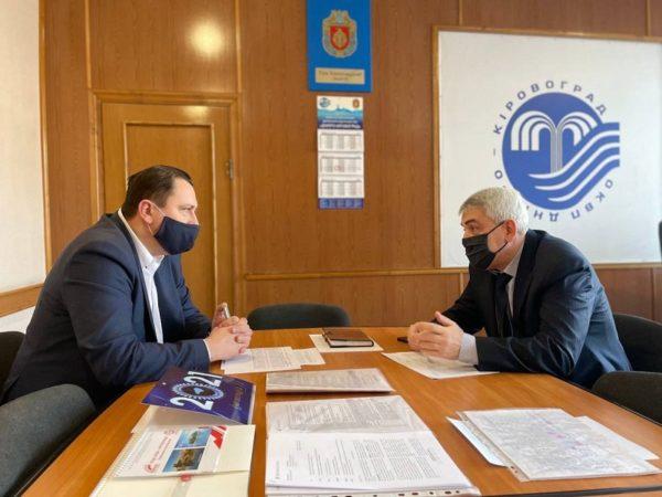 Чиновники Кировоградской области изучают возможность пересмотра тарифов на воду
